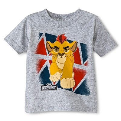 The Lion Guard Toddler Boys DisneyR T Shirt