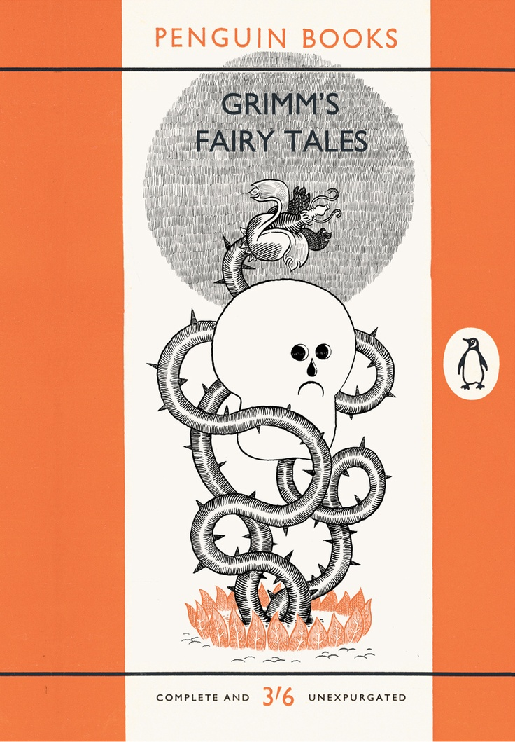 Penguin Book Cover Competition : Best images about grimms fairy tale covers on pinterest