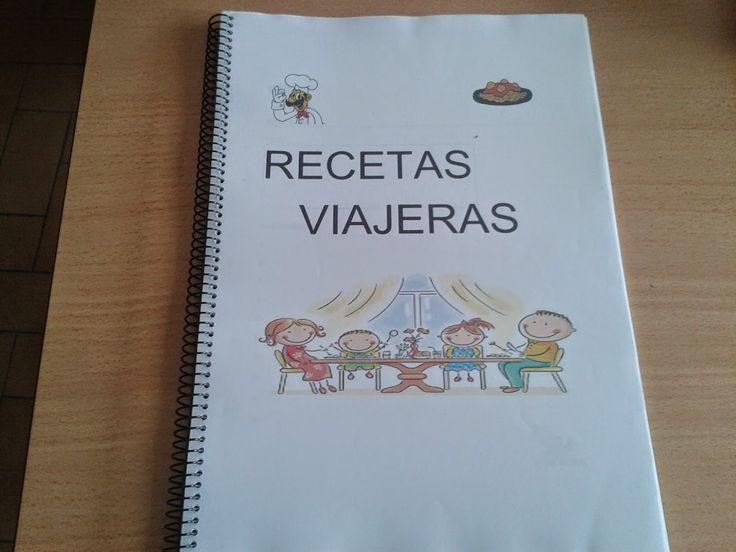 Recursos para Docentes: Libro Viajero: Recetas