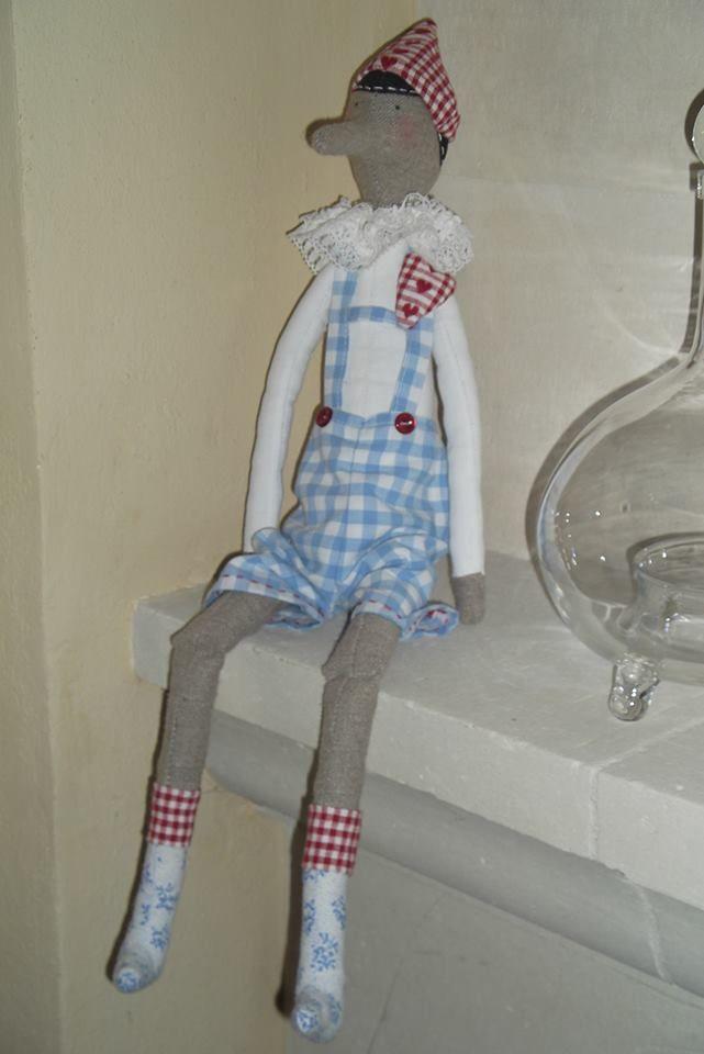 Pinocchio Tilda
