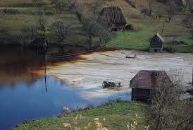 Catastrofă inimaginabilă la Roșia Montană. Ei vor proiectul pentru a ascunde dezastrul!