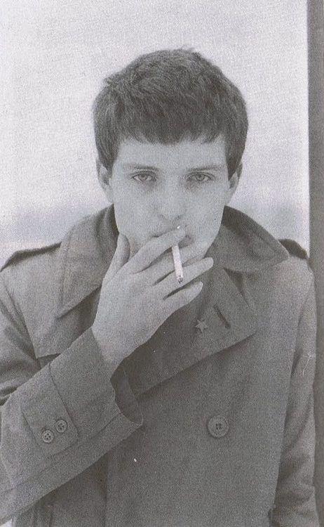 Ian Curtis . Joy Division