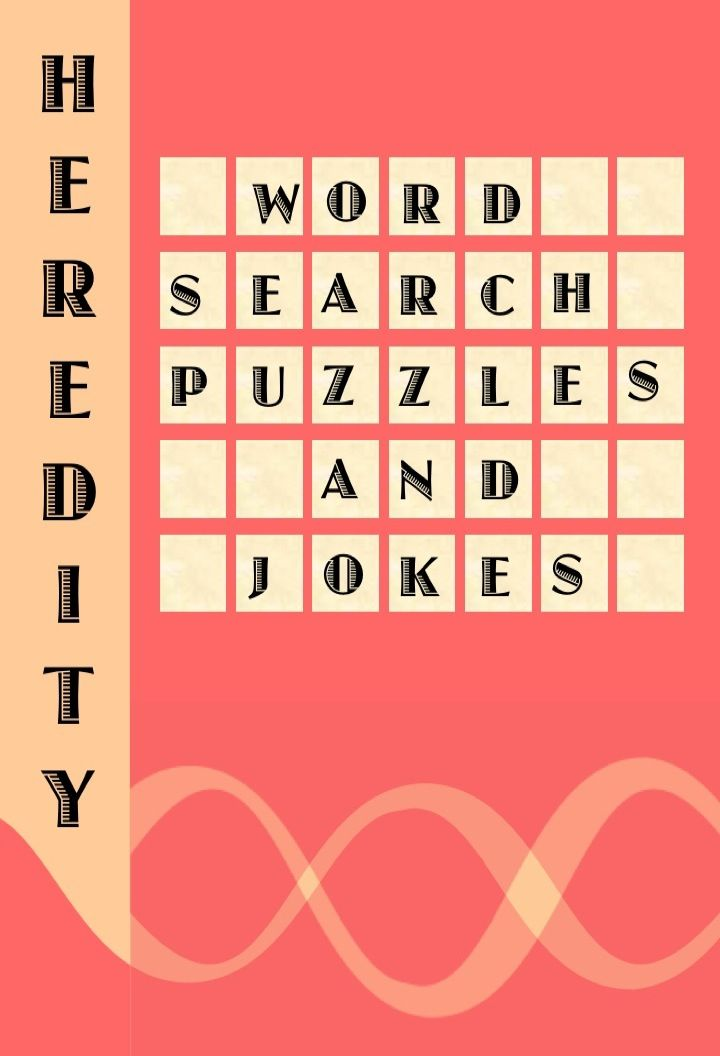 Heredity Wordsearch Puzzles and Jokes | Teaching science ...