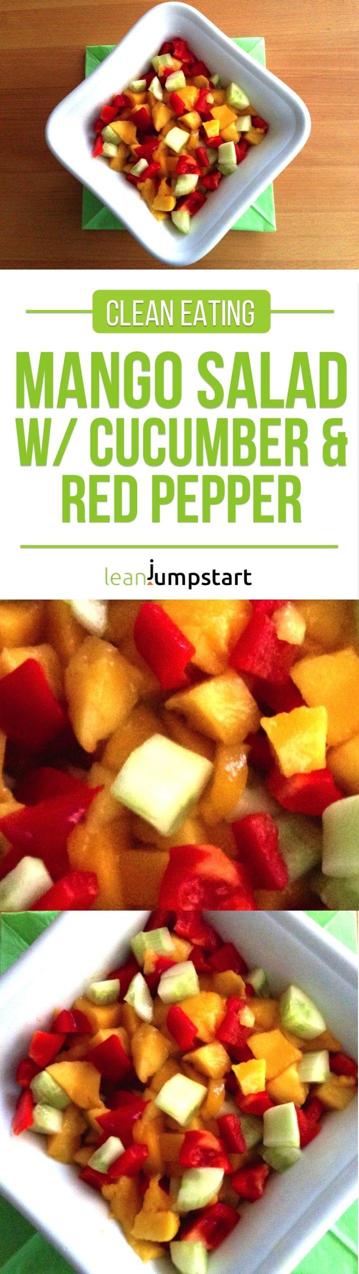 Best 25+ Mango Salad Ideas On Pinterest  Mango Salsa Recipes, Mango Salsa  For Fish And Mango Recipes