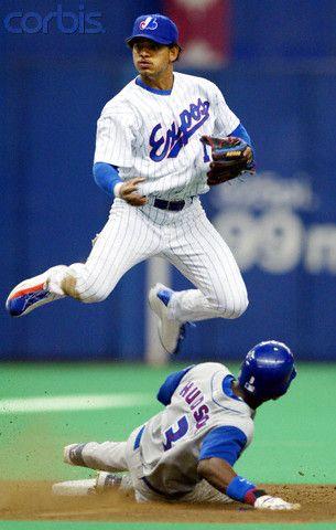 Orlando Cabrera SS Montreal Expos