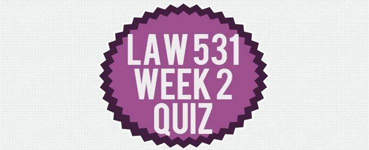 LAW 531 Week 2 Quiz1. Which best describes assumption of the risk in a negligence case?2. In order to recover in a products liability case based on strict liability, the plaintiff must prove that the product had a defect that3. George, Jerry, and Harry are passengers on a flight from Chicago to New