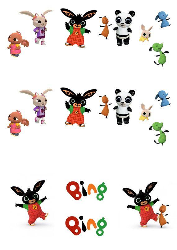 12 best Bing Bunny images on Pinterest Bing bunny 3rd birthday