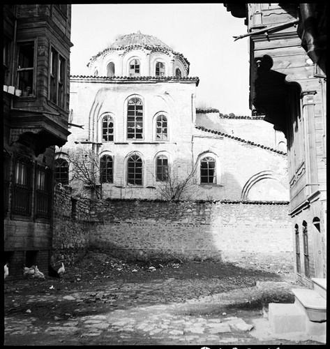 Eski İmaret Camii, Istanbul-1937
