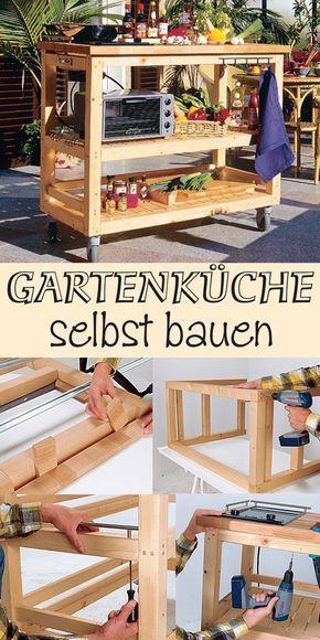 Küchenwagen Selber Bauen | Barmöbel Wohnzimmer | Venedig ...
