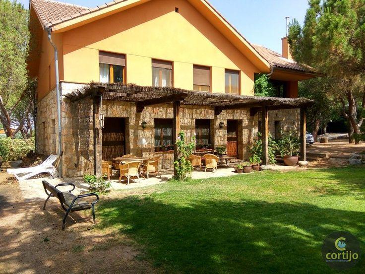 Mejores 67 im genes de houses chalets floors one family - Alquiler de pisos en san lorenzo de el escorial ...