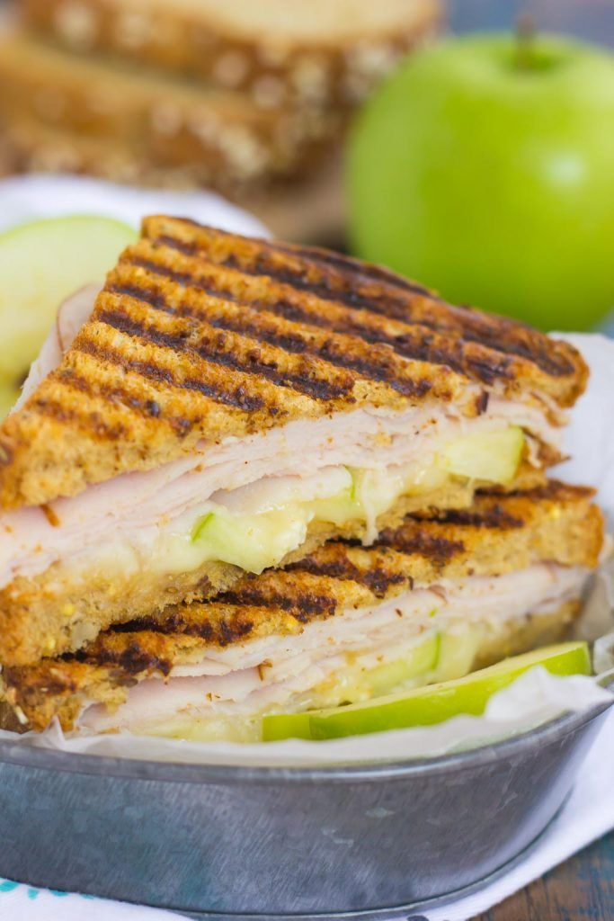 ... , Apple and Brie Panini is the perfect fall-inspired sandwich