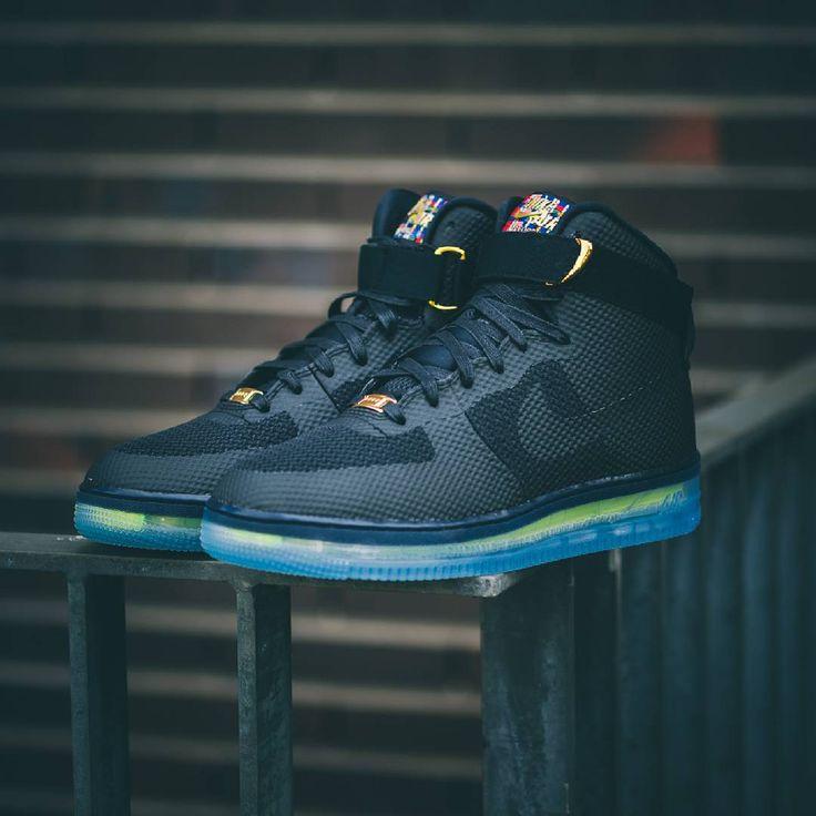 Nike Air Force 1 High CMFT Lux: Black
