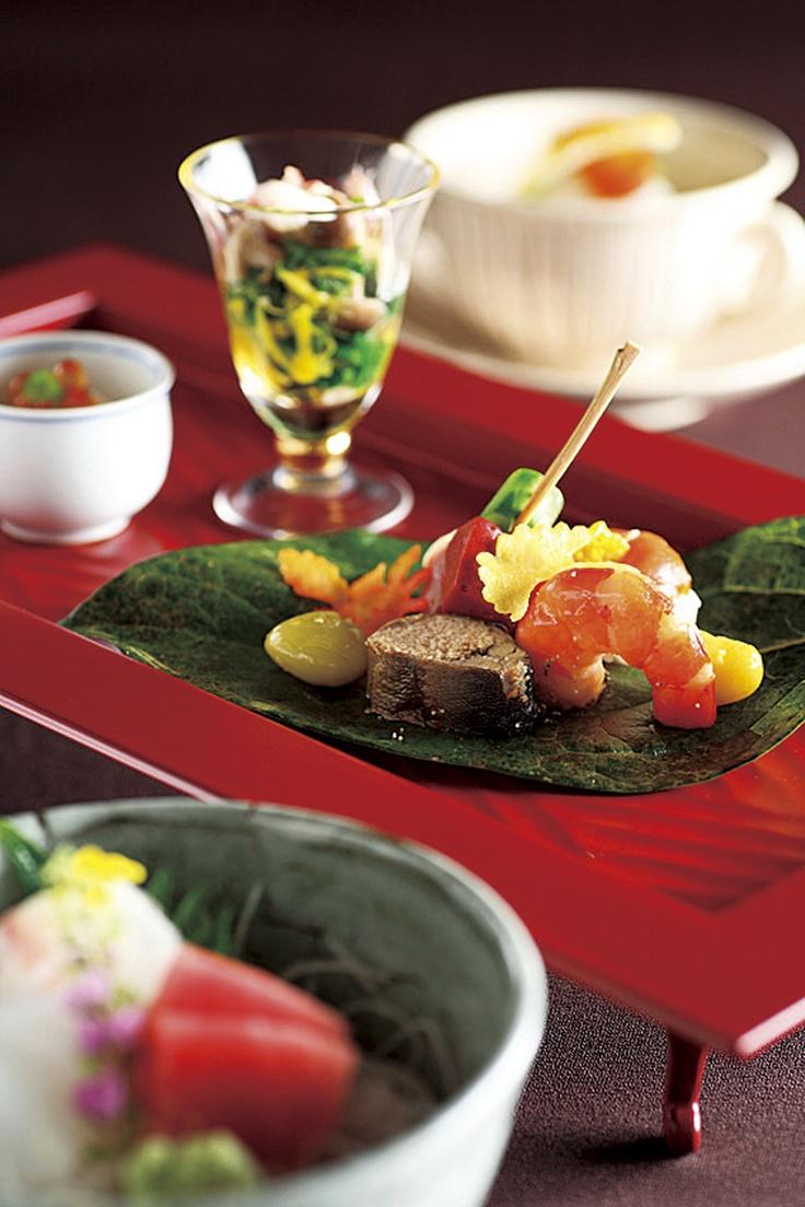 Kaiseki 懐石料理