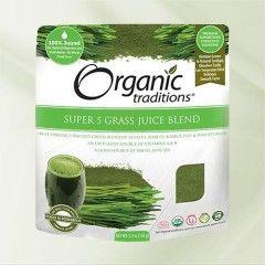 Grass Juice Blend