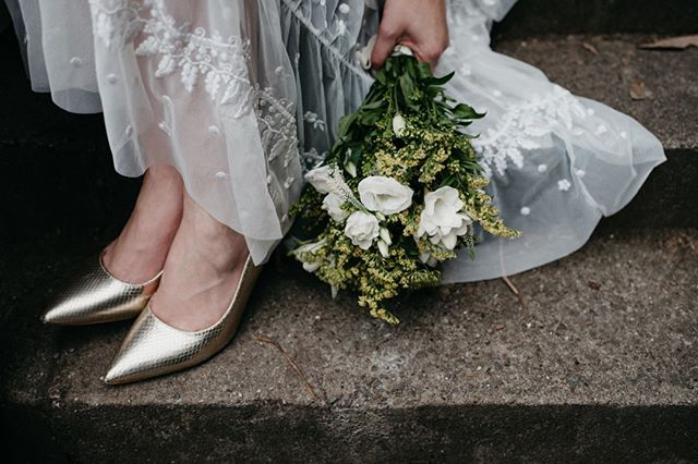 Carys Made The Most Beautiful Homemade Bouquet To Compliment The Most Stylish Of Details For Her Intimate Wedd Intimate Wedding Homemade Bouquet Welsh Weddings