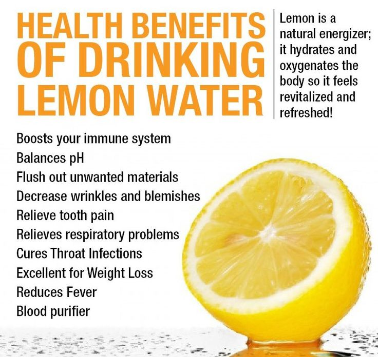 10 Health Benefits of Drinking Lemon Water (I absolutely love lemon water!)
