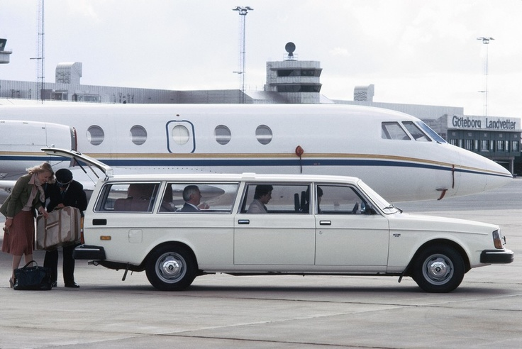 Volvo 245 Transfer 1979