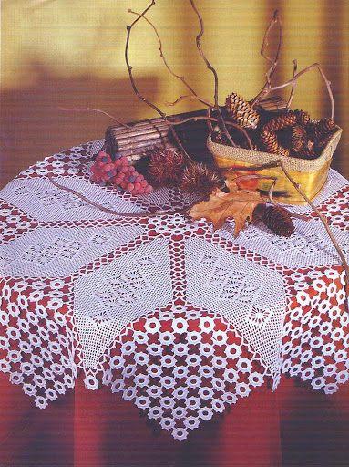 Serwetki szydelkowe 8 - Antosia - Picasa Webalbums