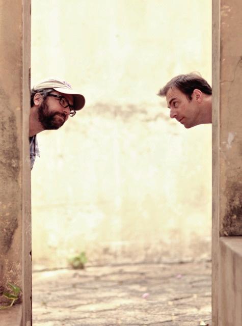 Fotos: Negib Giha La Factory Enero 2012  Liniers y Kevin Johansen en Paraguay