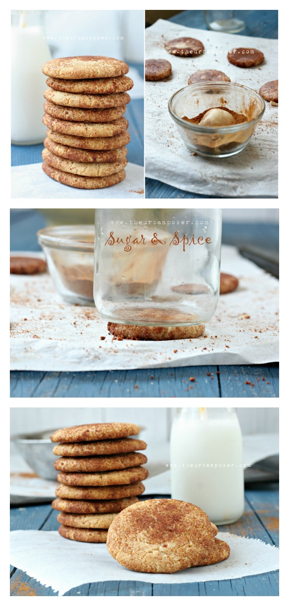 Snickerdoodle LOVE. Paleo & Vegan. Seriously awesome!