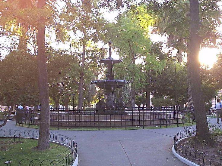 Plaza San Fernando (Chile) - San Fernando (miasto w Chile) – Wikipedia, wolna encyklopedia