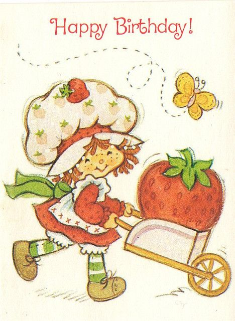 875 best Strawberry Shortcake 1 (1980) images on Pinterest ...