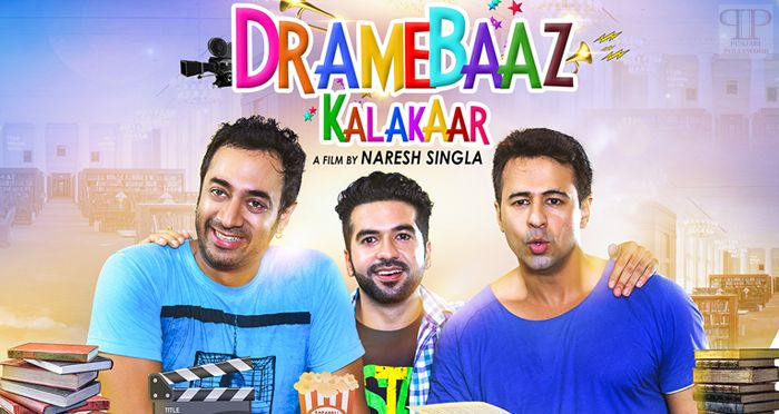 Dramebaaz Kalakaar is coming in cinemas this month on 13th of October with a lot of fun and comedy.The movie is releasing on 13 October.Dramebaz Kalakaar