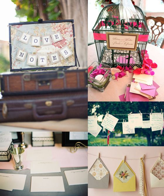 Advice for the Bride! {Bridal Shower & Wedding Inspiration}