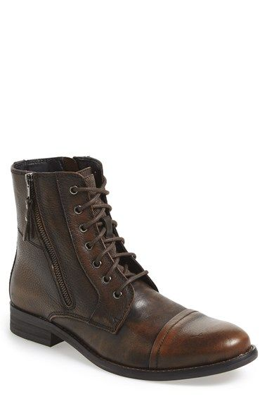 Mens Frye Engineer Boots Images Men Black And White