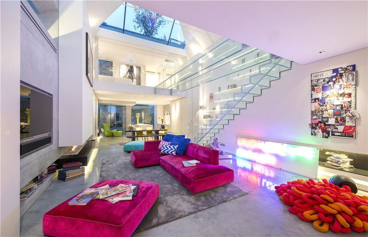 Modern London Terrace House