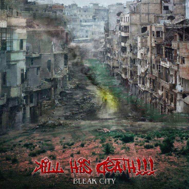 GERATHRASH - extreme metal: Kill His Death!!! - Мрачный Город (2014) | Industr...