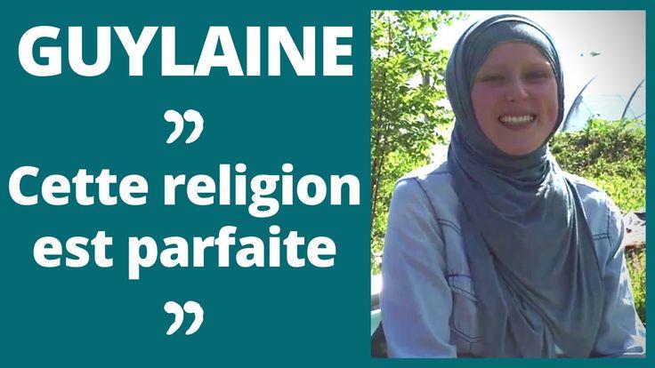 "GUYLAINE, d'un style de vie ""bling-bling"" à l'ISLAM  |conversion islam 2..."
