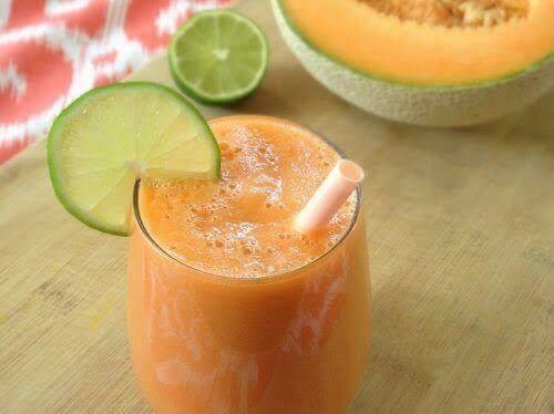 Meloensmoothie