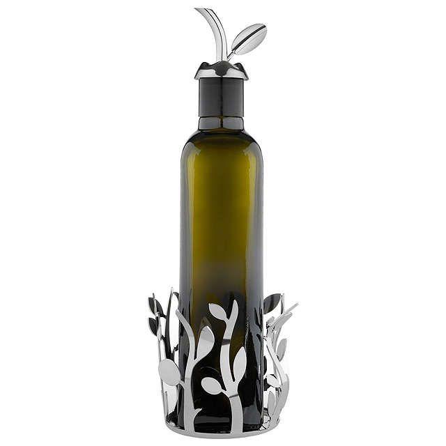BuyAlessi Olive Oil Bottle Holder Online at johnlewis.com