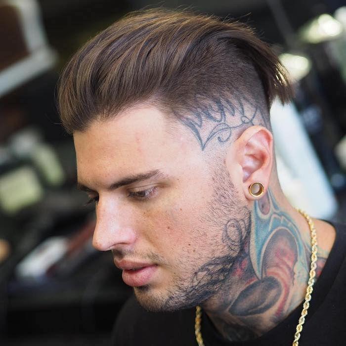 Undercut Die Top Mannerfrisur Fur 2018 Frisuren Manner