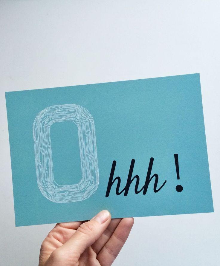 [ Ohhh! ] postcards byhornung