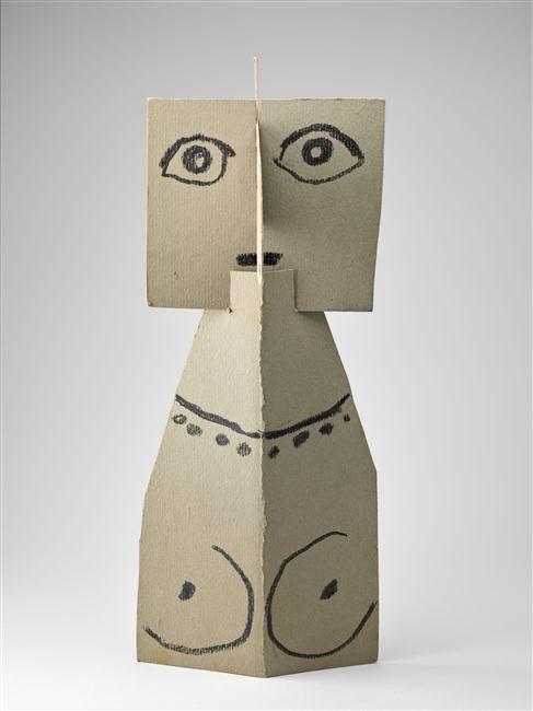 Pablo Picasso | Buste de Femme 1957