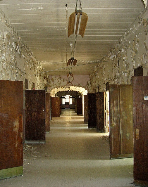 Weston State Hospital (also known as the Trans-Allegheny Lunatic Asylum and the West Virginia Hospital for the Insane)