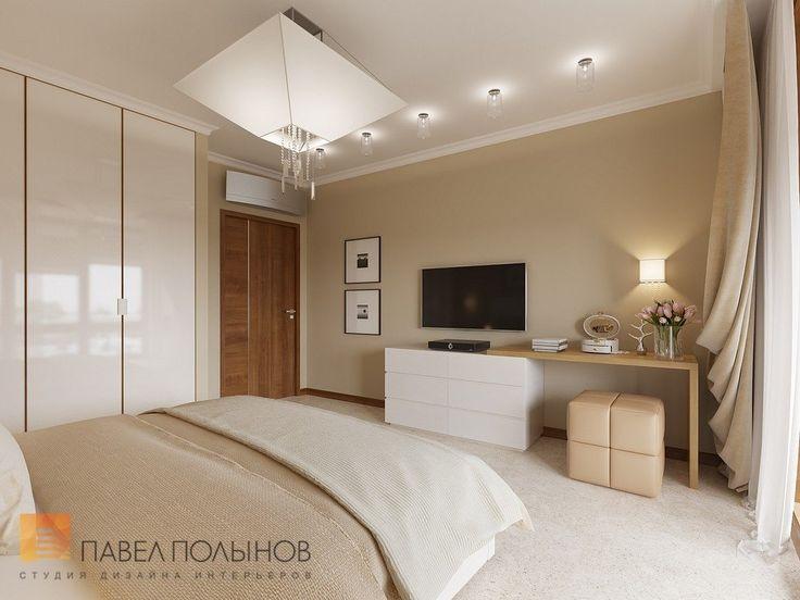 Фото дизайн интерьера спальни из проекта «Спальни»