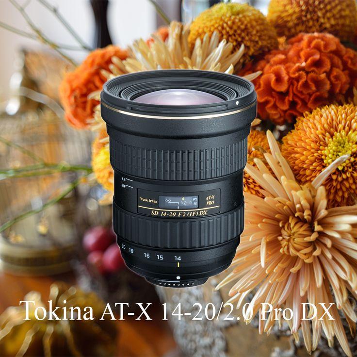 Hohe Lichtstärke & eindrucksvolle Bildqualität. Das lichtstarke Superweitwinkelzoom-Objektiv Tokina AT-X 2/14-20 mm wurde speziell für Kameras mit APS-C-Sensor von Canon und Nikon entwickelt und besitzt als Erstes seiner Art eine durchgängige Lichtstärke von F2.0. www.hapa-team.de #tokina #fotografie #hapateam