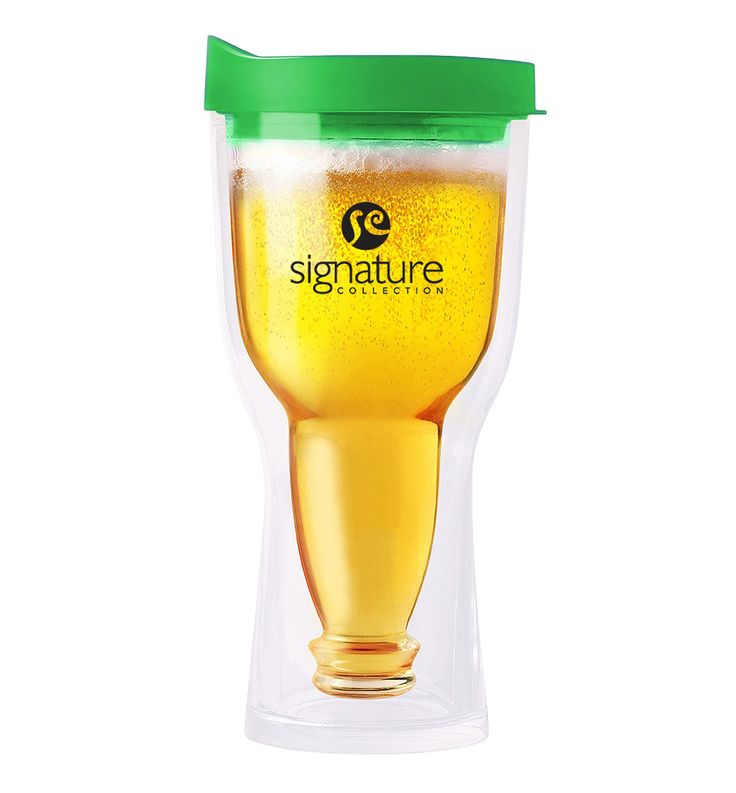 #Beer-lovers, this one's for you. Motivators' printed Brew2Go tumbler makes it easy to enjoy a cold one just about anywhere. Whether you're headed to a tailgating event or a July 4th BBQ, this unique mug will keep your drink cool and refreshing. Give 'em out at your next outdoor party! #PromoProducts #Drinkware #Party #BBQ