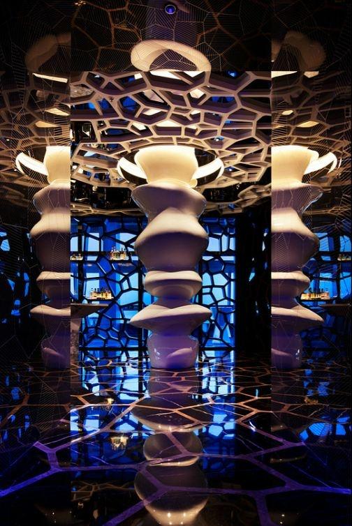 Ozone Bar on top of The Ritz-Carlton, Hong Kong