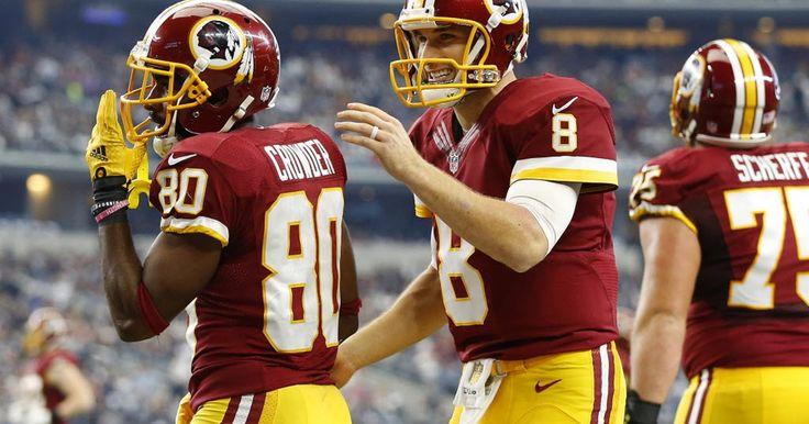 It's not Prescott-Wentz, today's NFC East QB debate should revolve around Kirk Cousins