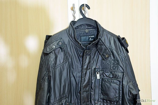 Buy Leather Jacket for Men Step 1