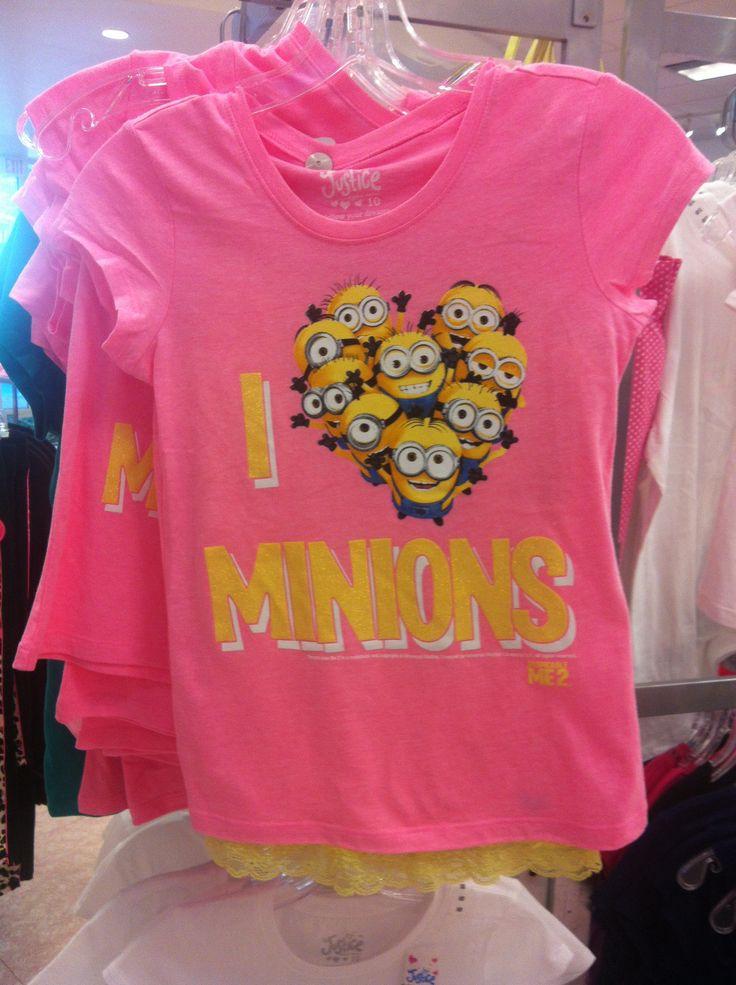 Minion shirt justice