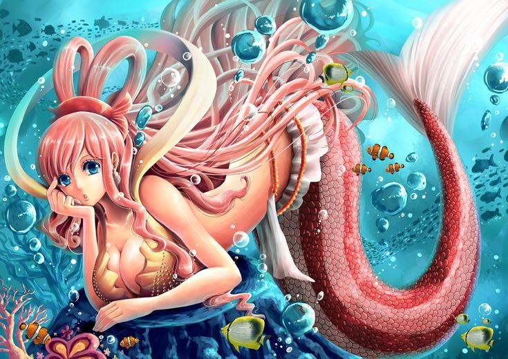 Anime One Piece  Shirahoshi (One Piece) Fond d'écran