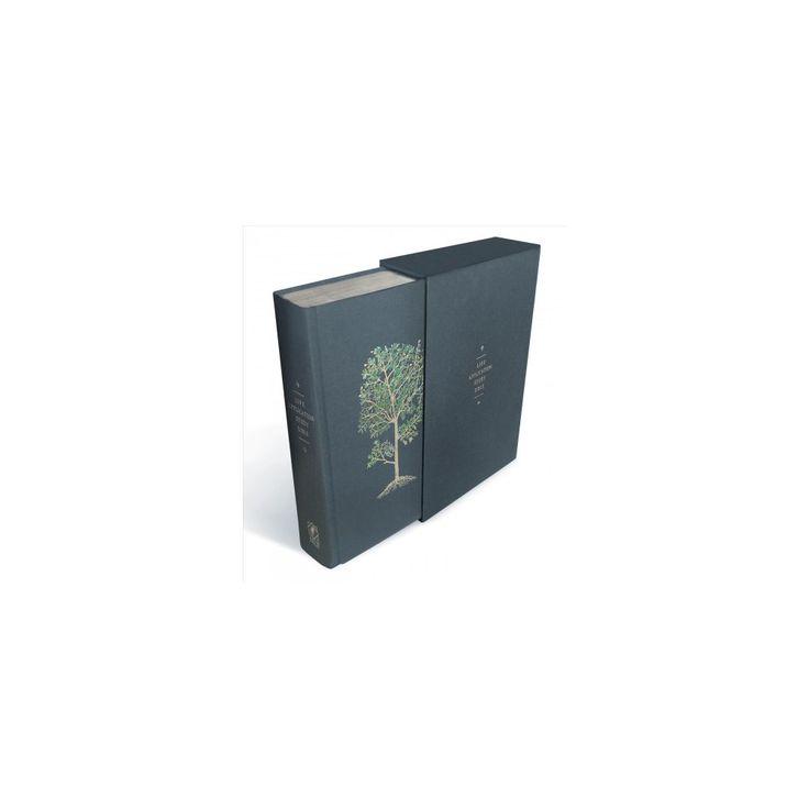 Life Application Study Bible : New Living Translation, Flourishing Arbor, Linen Hardcover (Deluxe)