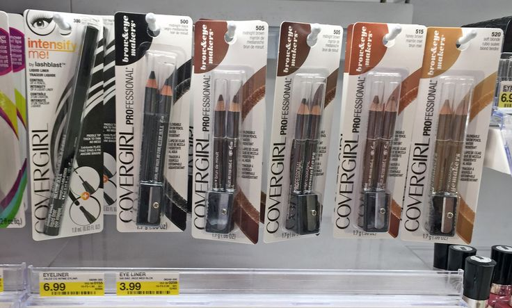 RUN! $2.03 Moneymaker Covergirl Eyeliner at Target!
