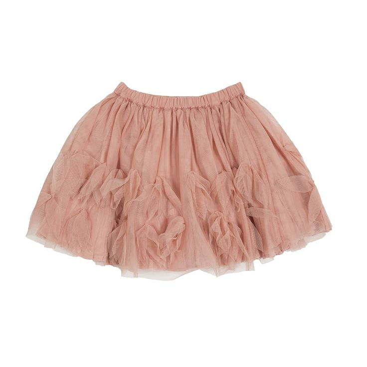 Les petites filles vont adorer cette jupe Folle Blush en tulle (A partir de 59€)