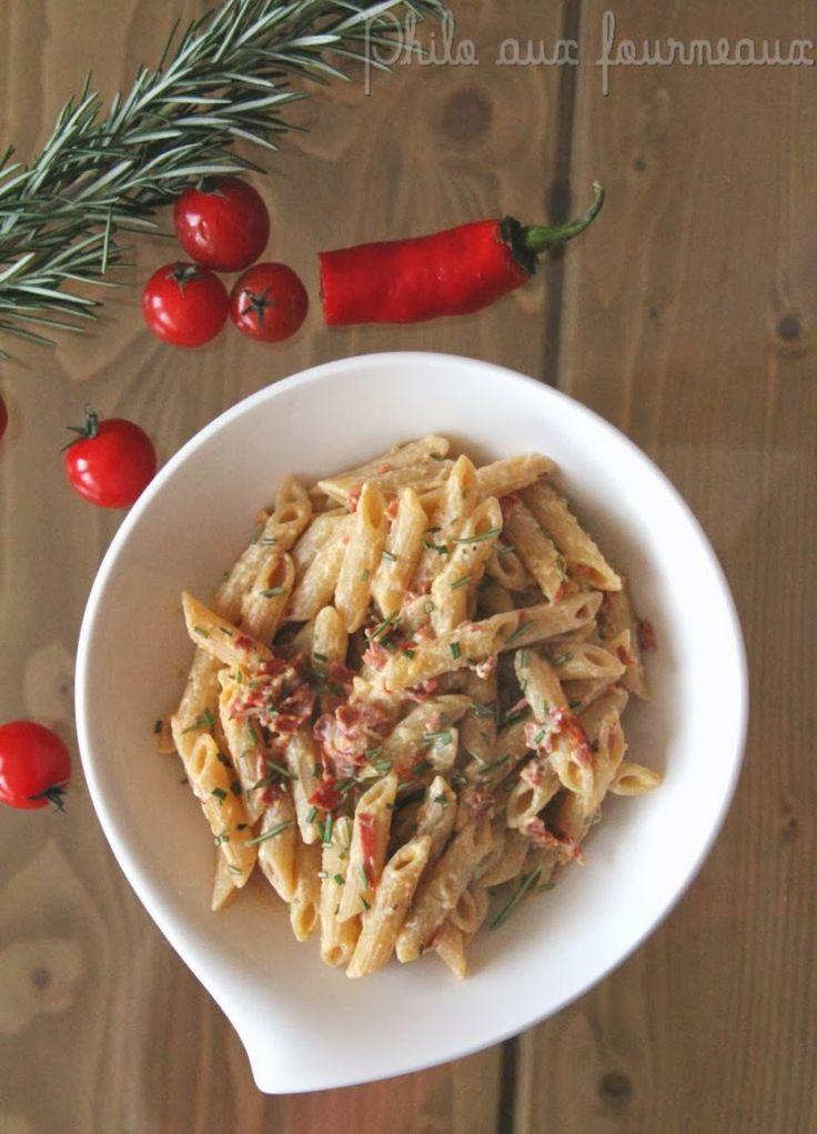 Philo aux fourneaux: Carbonara au chorizo de Jamie Oliver